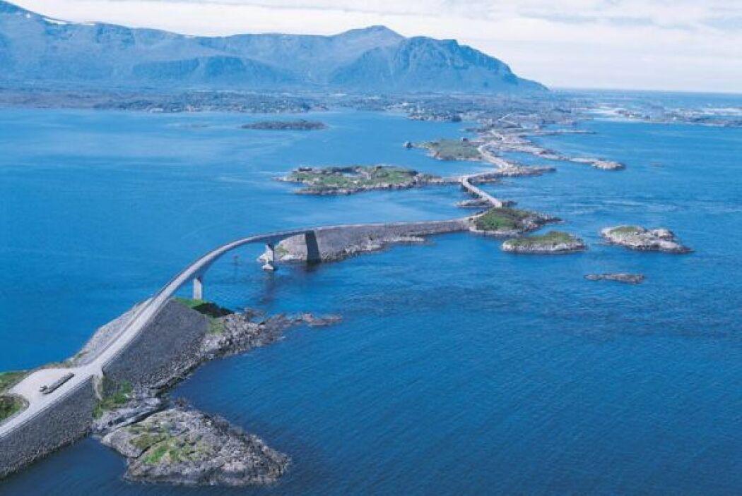 The Atlantic Road, Norway  (Foto: KULfoto.com)