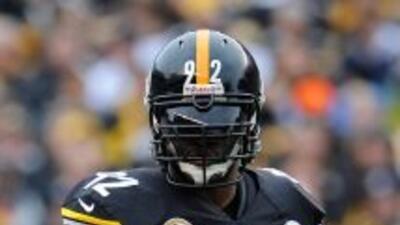 James Harrison podría salir de Pittsburgh.