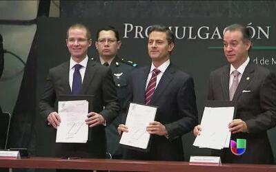 Nueva ley de educación para México