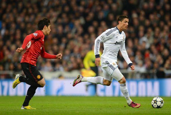 Cristiano Ronaldo se veía las caras con el equipo en el que se co...
