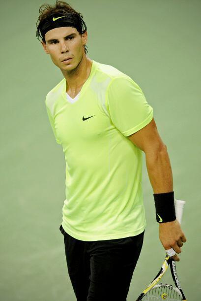 Número 1: El español Rafael Nadal, este 'bombón' de 24 años nació en Mal...