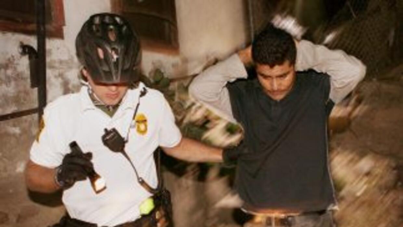 Cifras de la Oficina del Censo indican que los arrestos llevados a cabo...