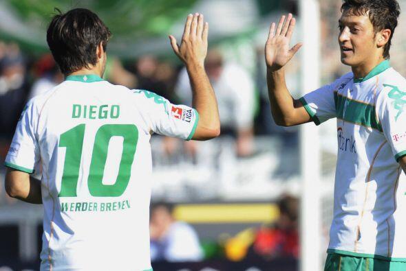Ahí se le conoció como el 'Nuevo Diego', en referencia al...