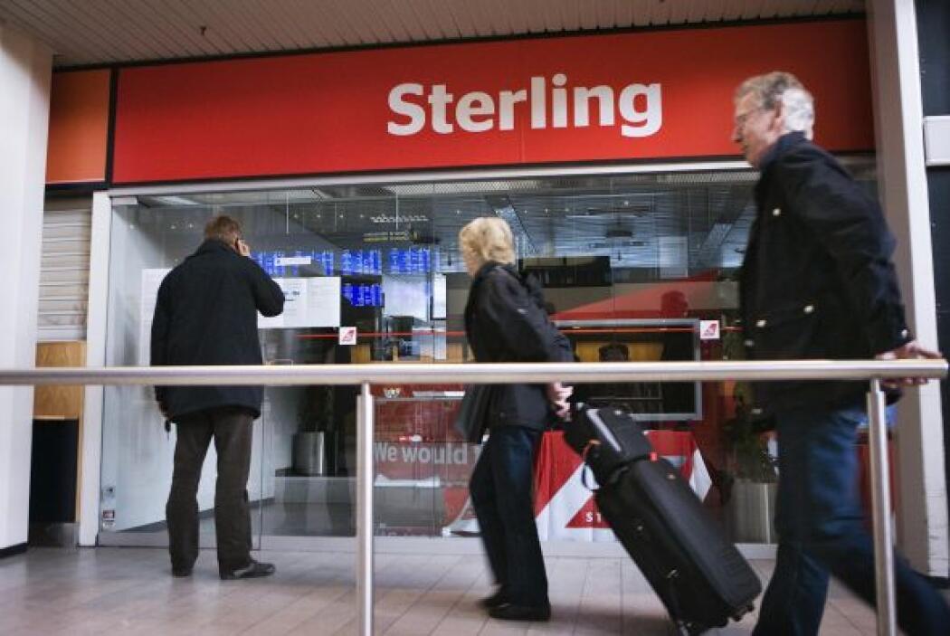 Octubre de 2008- La segunda aerolínea danesa con 50 años de historia y c...