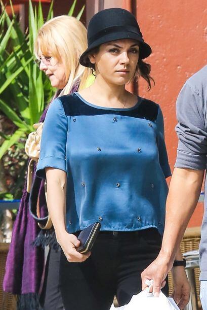 ¡La actriz tiene nuevas curvas!