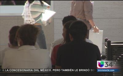 Gobierno rompe récord de deportaciones perdonadas