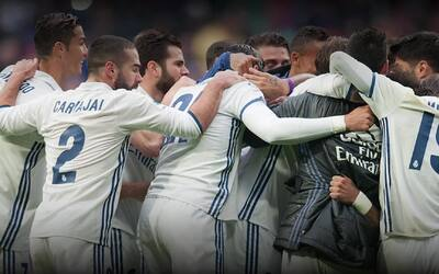 Real Madrid consiguió su título 33 en la Liga de España tras vencer al M...