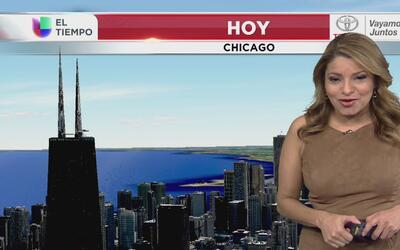 Temperaturas invernales y nieve, el pronóstico para Chicago
