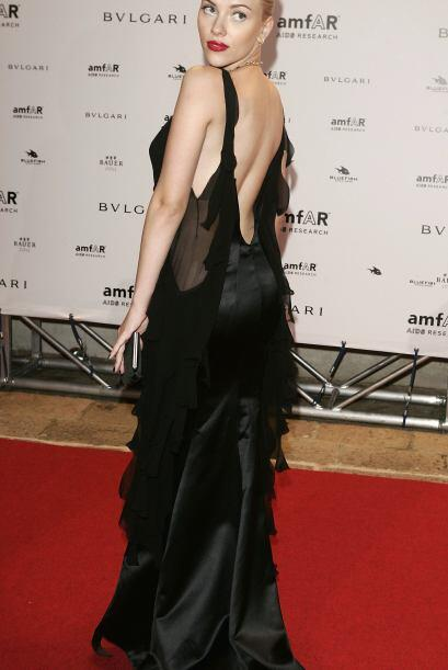 La hermosa Scarlett Johansson es una actriz de altura. Mira aquí...