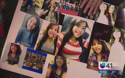 Familia pide el apoyo de la comunidad para encontrar a una menor de 14 años