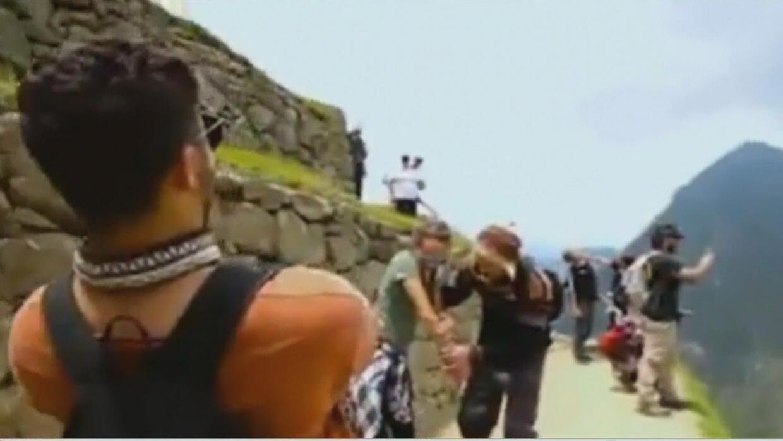 El 'Mannequin Challenge' llegó hasta Machu Picchu, en Perú
