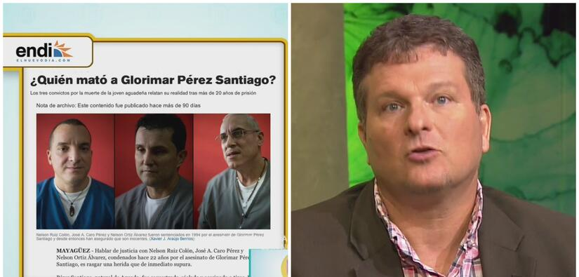 El licenciado Fontanet explica caso de asesinato de Glorimar y las prueb...