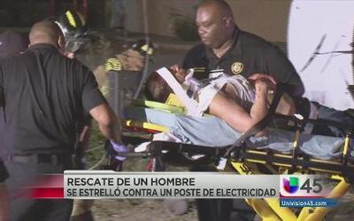 Fatales accidentes en Houston