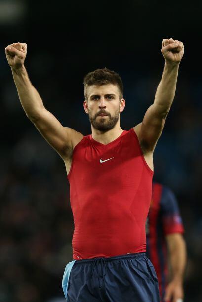 Su atlético cuerpo fue, sin duda, una de las razones por las que Shakira...