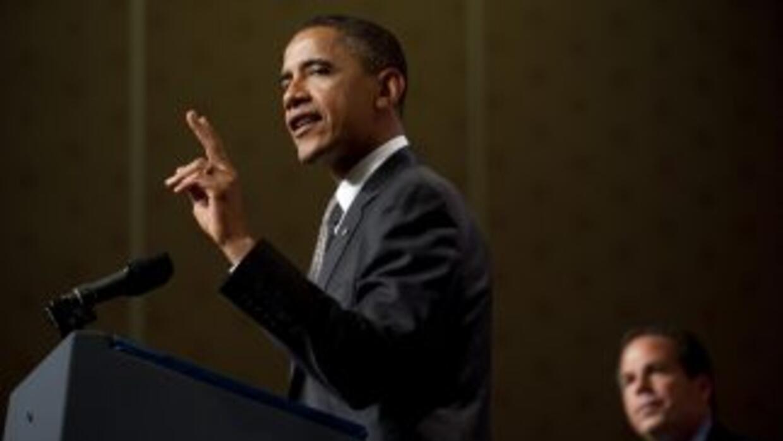 Obama envió su voto a Chicago, la ciudad donde tiene su registración par...