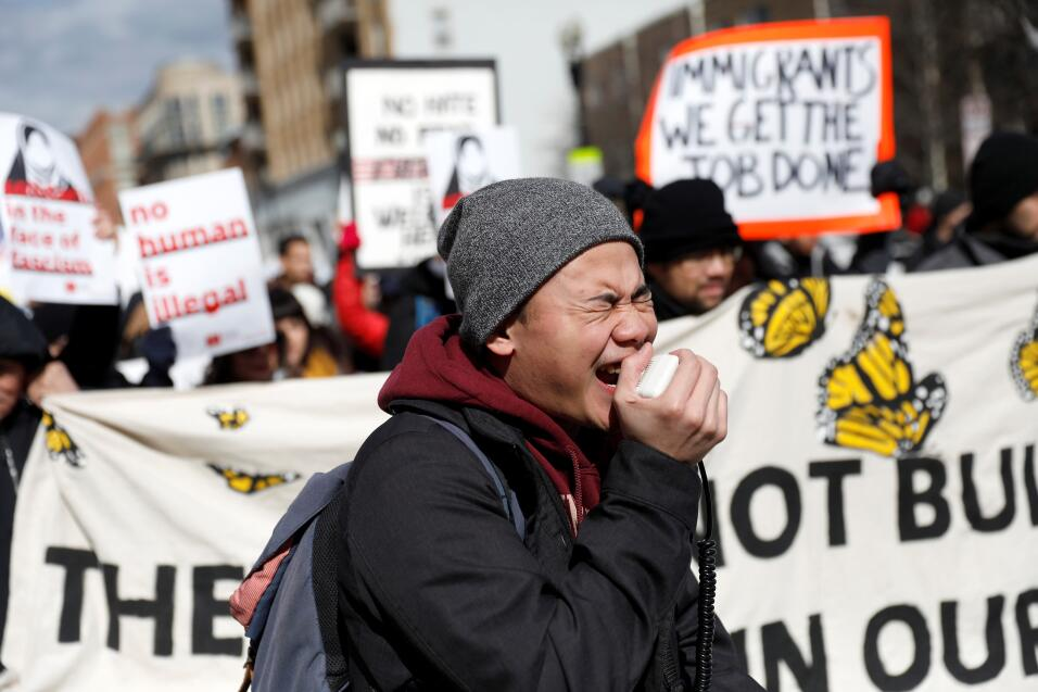In photos: See how 'A Day Without Immigrants' unfolded in cities across...