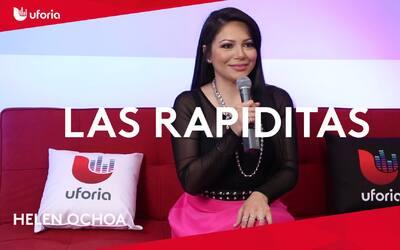 Las Rapiditas con... Helen Ochoa