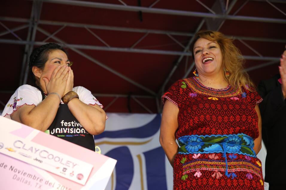 Miles disfrutaron de sabrosos tamales y la grata presencia de Alejandró...