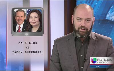 Análisis de una campaña de ataque en la contienda de Mark Kirk contra Ta...