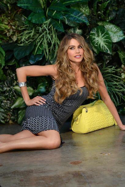 Sofía Vergara ya tiene lista su colección Primavera 2014 y...