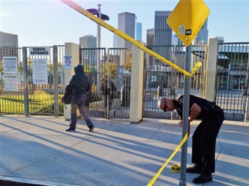 Emergencia en Los Ángeles