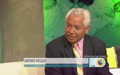 Antonio Rosado reacciona a situación en el Banco Gubernamental de Fomento