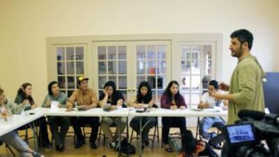 El centro recuerda a las sociedades de inmigrantes más antiguas en EEUU....