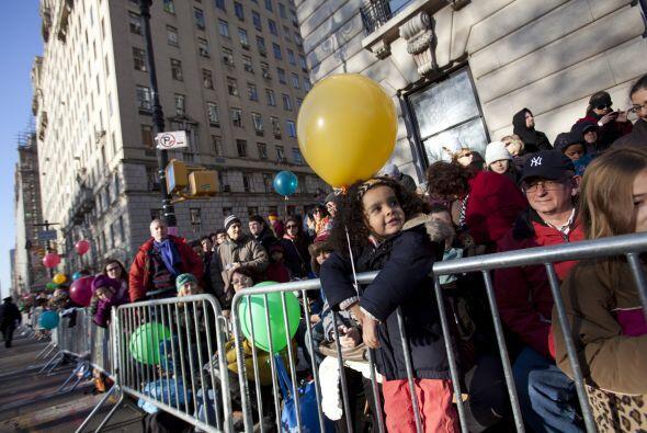 El desfile de Macy's celebra este año su edición nú...