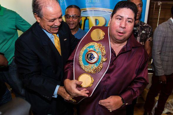 Wilfredo Gómez perdió lo invicto contra el mexicano Salvad...