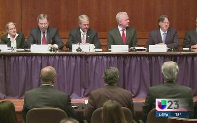 Comité de Salud de Texas inicia audiencias