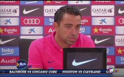 Xavi Hernández: 'En el Barcelona no se puede permitir otro año sin resul...