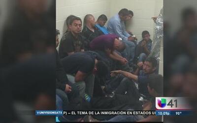 Se agrava la crisis por menores que cruzan solos la frontera