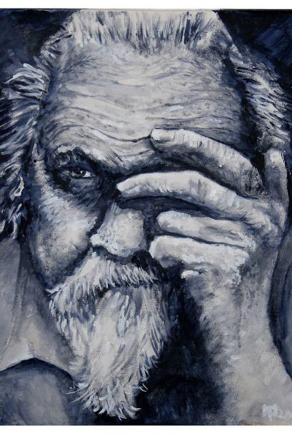 La talentosa artista sufre de retinosis pigmentaria y lamentablemente so...
