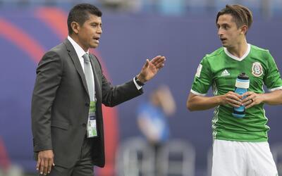 """Marco Ruiz y el pase a octavos del Tri Sub-20: """"Estamos felices, el equi..."""