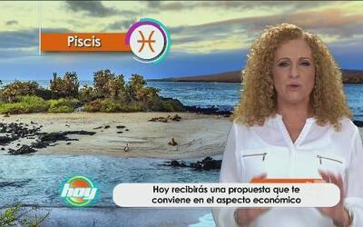 Mizada Piscis 27 de mayo de 2016