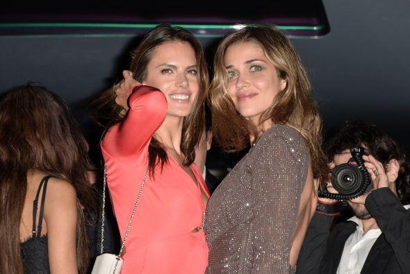 Ana Maria Barros también fue invitada a esta celebración que conjunta el...