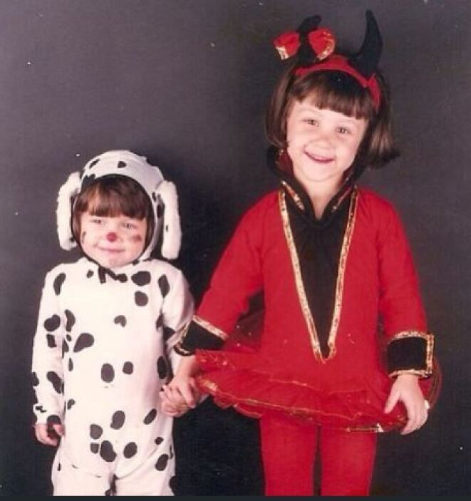 Gracias a  nuestros televidentes por compartir fotos de Halloween con no...