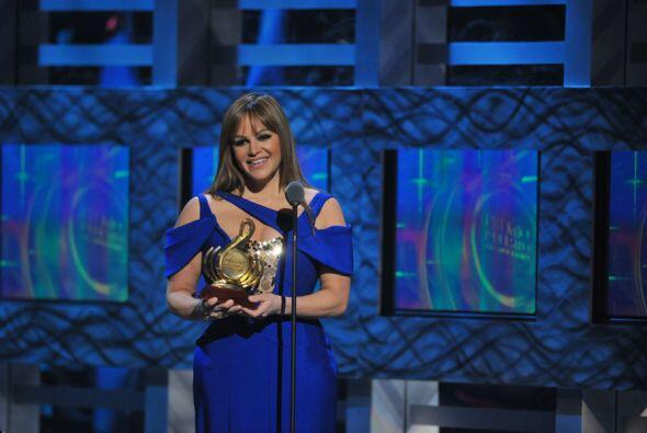 'La Gran Señora' iluminó en 2011 el escenario con el tema promocional de...