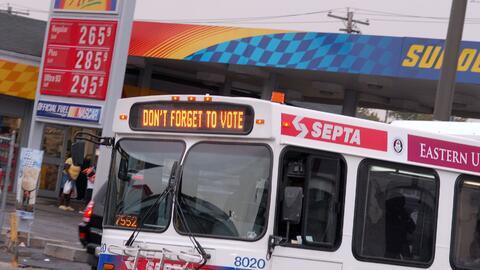 Bus Septa Filadelfia