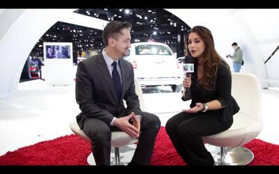 Fiat y los modelos en el Chicago Auto Show 2014