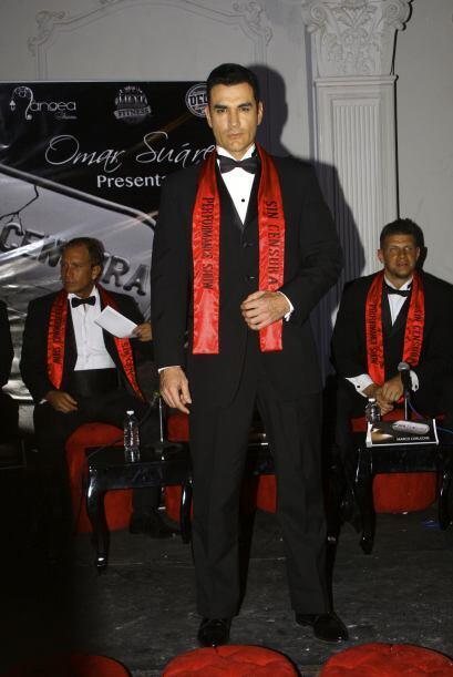 El galán, David Zepeda, será el actor principal de dicho m...