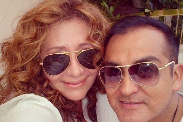 Con esta foto, Jessica recordó con mucho cariño a su amigo Arturo Rivera.