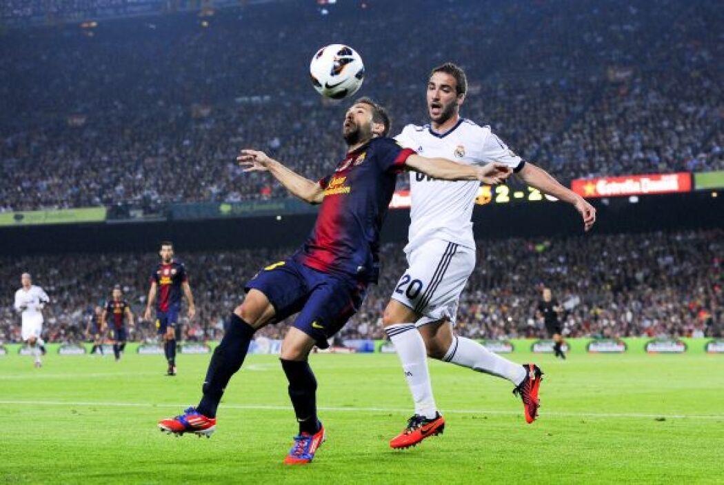 Barcelona pudo llevarse la victoria, pero un disparo de Montoya que se e...