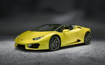Lamborghini eligió la ciudad de Los Angeles, California, para mos...