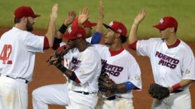 Puerto Rico a la final de la Serie del Caribe.