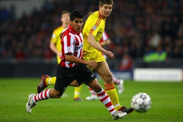 Carlos Salcido se suma a la lista, el defensor disputó el torneo con el...