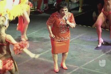 Carmen Salinas enfrenta problemas legales