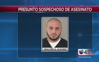 Arrestan a sujeto acusado de matar a hispano en Katy