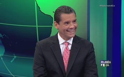 Leo Díaz con sentido de humor a flor de piel