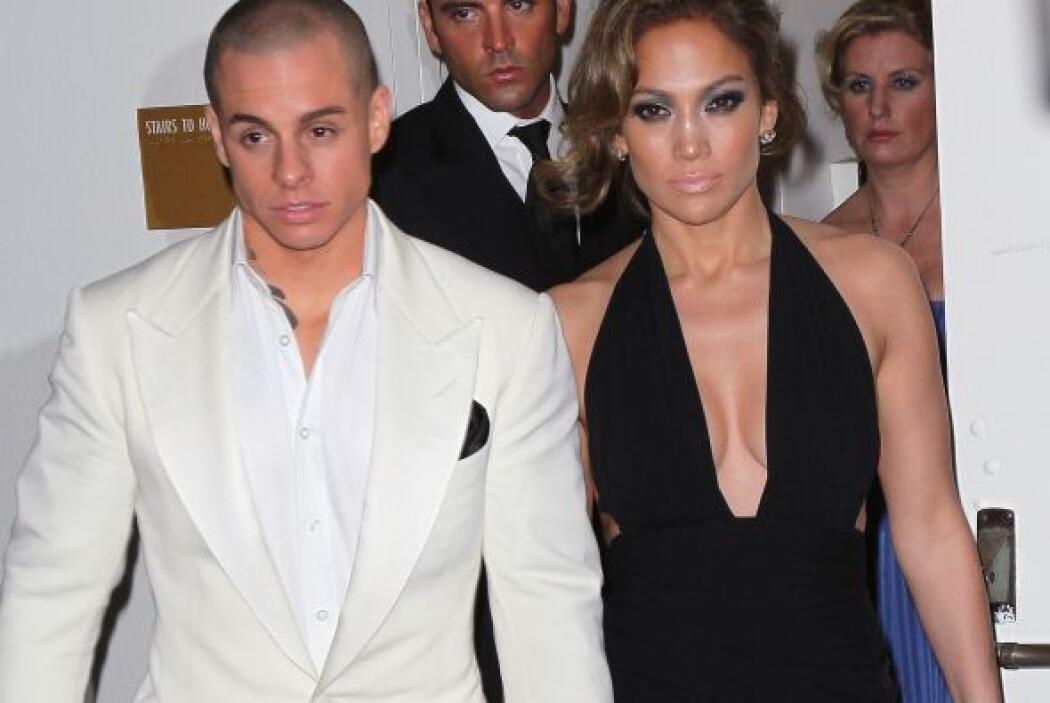 Jennifer Lopez fue testiga del triunfo que el hombre que estuvo a punto...